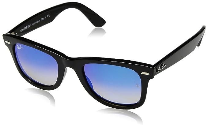 Ray-Ban 0rb4340 601/4o 50 Gafas de sol, Black, Unisex ...