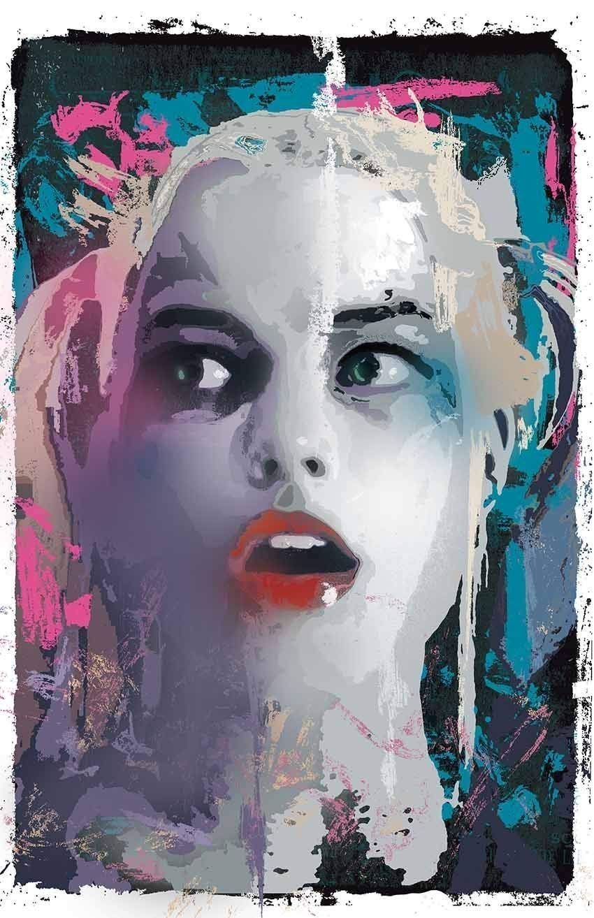 Abstract Art Movie Posters