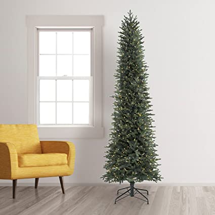 treetopia mia pencil artificial christmas tree 65 feet clear lights