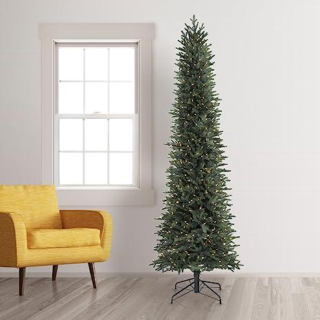 Image Unavailable - Amazon.com: Treetopia Mia Pencil Artificial Christmas Tree, 6.5 Feet
