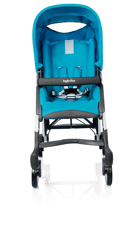 Inglesina Avio Stroller, Light Blue Discontinued by Manufacturer