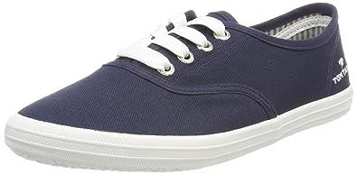 Tom Tailor Damen 4892401 Schlichter Sneaker  Amazon.de  Schuhe ... 75b0e3535d