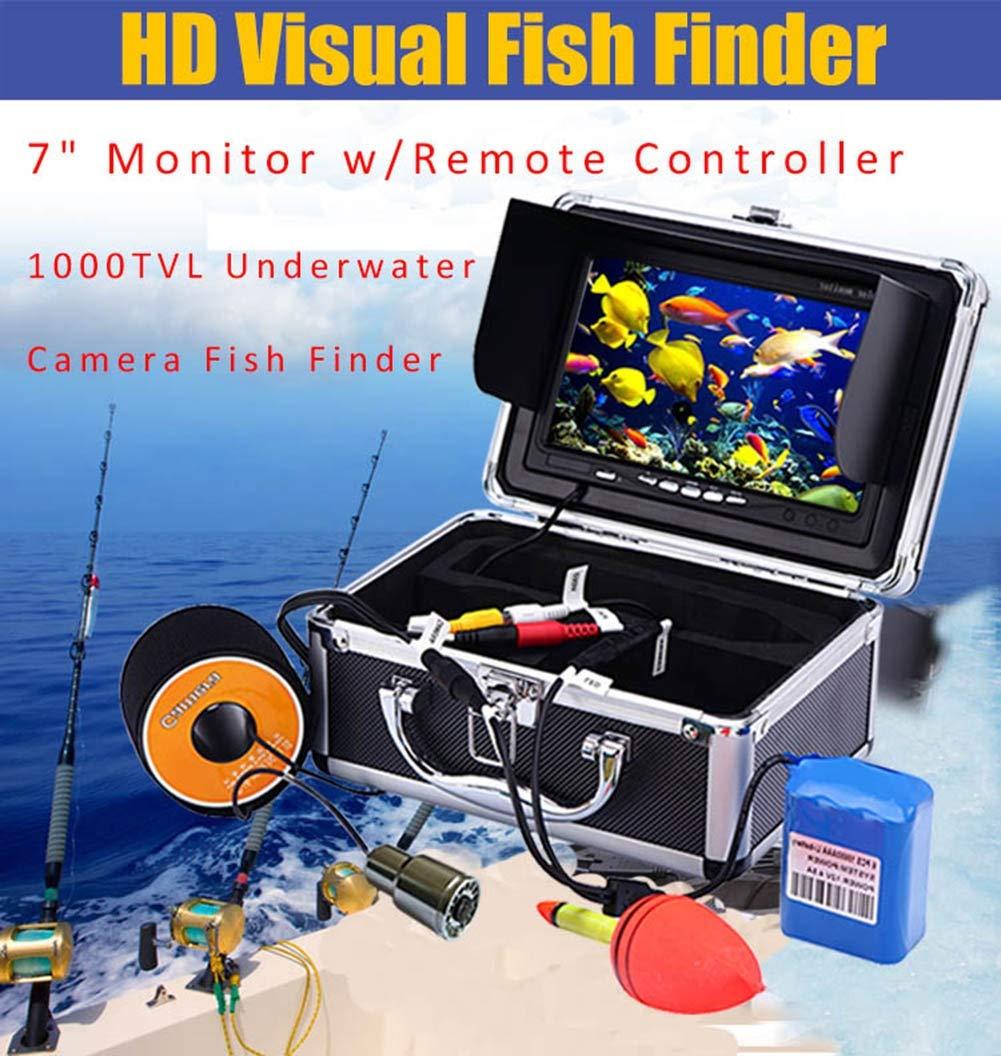 7インチ水中魚群探知機HD水中カメラTFTカラーディスプレイCCDとHD B07QLCV1H2 1000TVLカメラ(30M) B07QLCV1H2, ウィッチーズキッチン:585146f5 --- tandlakarematspetersson.se