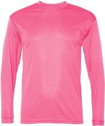 Badger Men's C2 Long Sleeve Performance Shirt at Amazon Men's ...