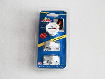 Safety 1st Magnetic Locking System Starter Set