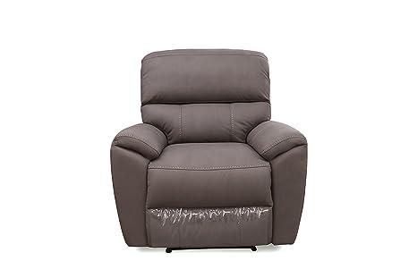 Shiito poltrona relax reclinabile con meccanismo manuale seduta in