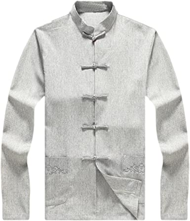 Camisa De Hombre Retro Squatter De Gran Tamaño Suelta Camisa ...