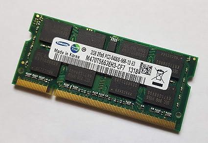 Samsung Hynix Micron - Memoria RAM DDR2 (1 x 2 GB, PC2 6400S, 800 MHz, SO Dimm) para Ordenador portátil