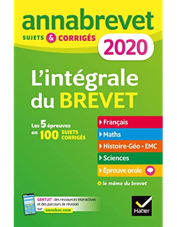 Brevet Des Colleges Amazon Fr