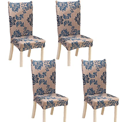 New Chair Cover Elastic Seat Slipcover For Hotel Restaurant Wedding Party