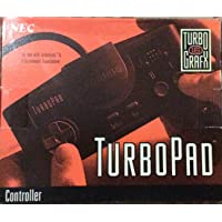 TurboPad: TurboGrafx-16 Controller