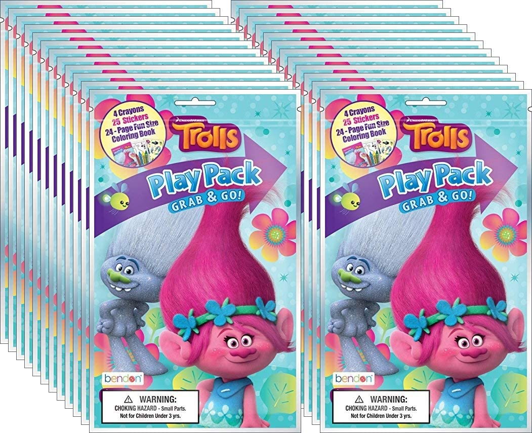 Dreamworks Home Grab and Go Play Packs Pack of 12