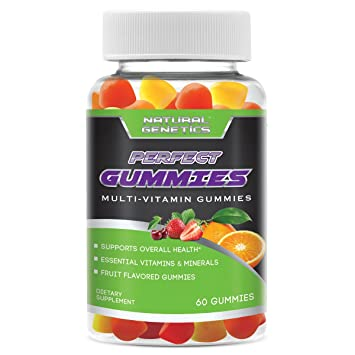 adults Gummy minerals for