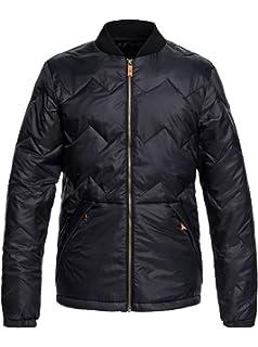 cdcc7c737 Amazon.com: Quiksilver Men's Kurow Sherpa Bomber: Clothing
