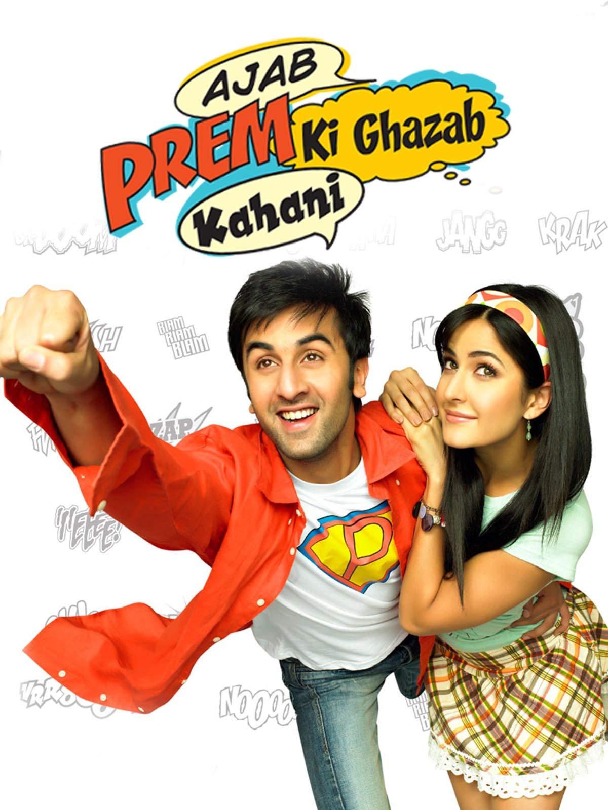 ajab prem ki ghazab kahani movie online watch free