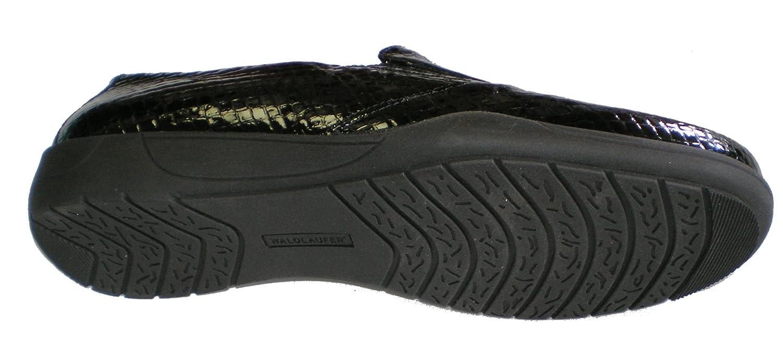 Waldläufer 813501-157-001 Myriam für Damen Slipper Weite M für Myriam breite Füße Schwarz b7c067