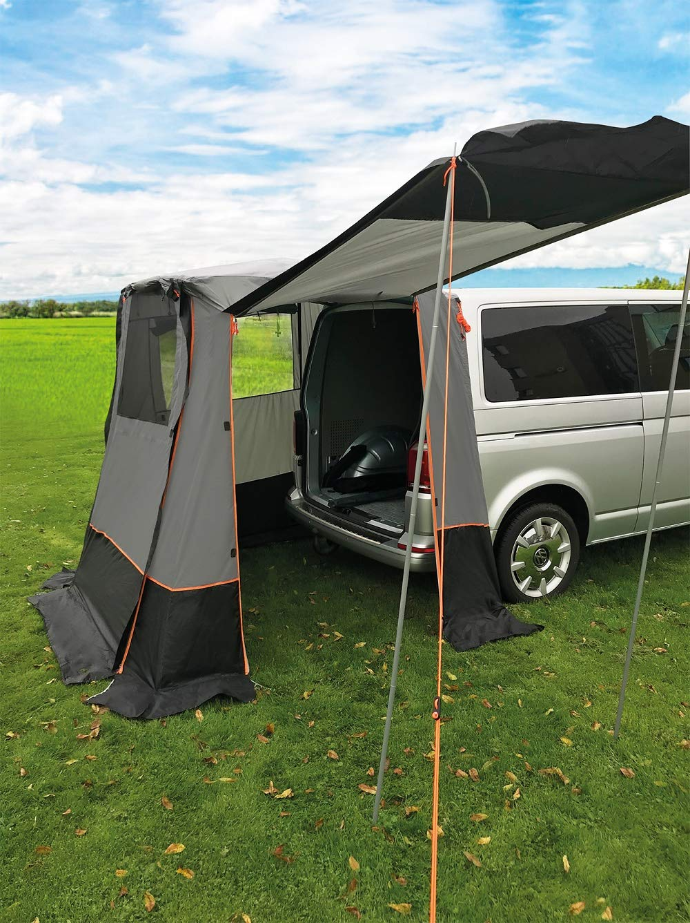 Eurotrail Offroad Tailgate Tent For Van Campervan Rear Door 200 x 195 x 208 cm