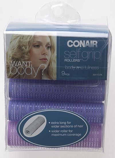 Conair Self-Grip Rollers, Extra Long, 9-Pack