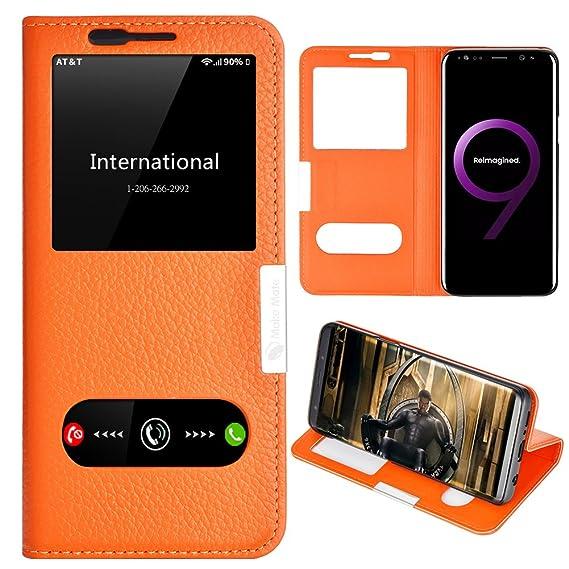 samsung s9 case orange