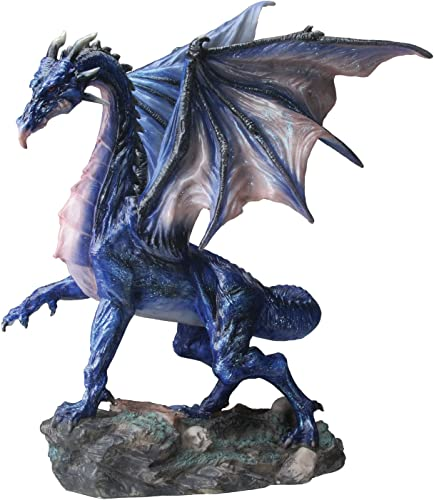 YTC Midnight Dragon – Collectible Figurine Statue Sculpture Figure Model