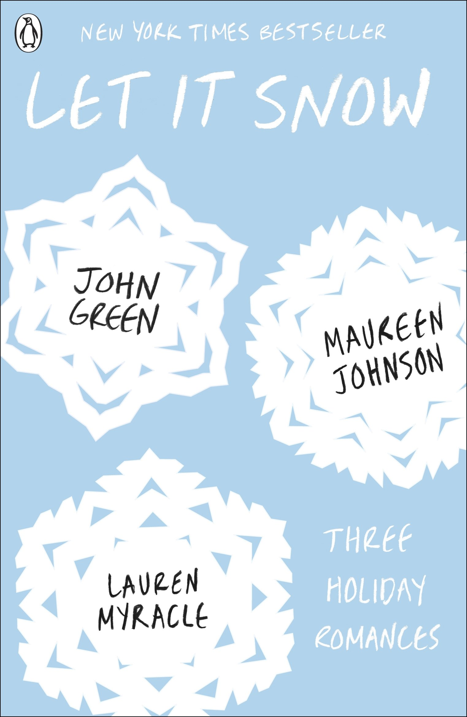 Image result for let it snow john green