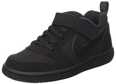 the best attitude a20db 31282 Nike Jungen Court Borough Low (PS) Basketballschuhe, Schwarz Black 001,  27.5 EU