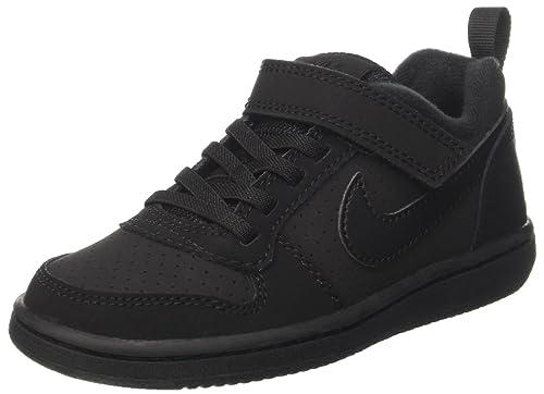 zapatillas negras niño nike