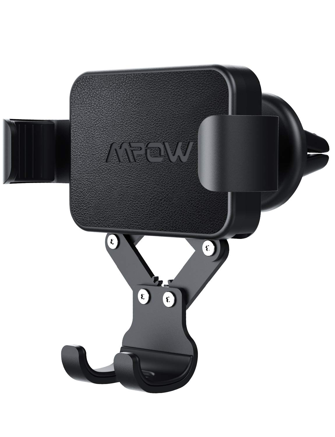 Samsung S10+//S10//S8+//Note 9 One-Hand Operation Mpow Gravity Auto-Clamping Car Mount Auto-Lock and Auto-Release Google Nexus Compatible iPhone Xs//XR//X//8 Plus Case Friendly Huawei and More