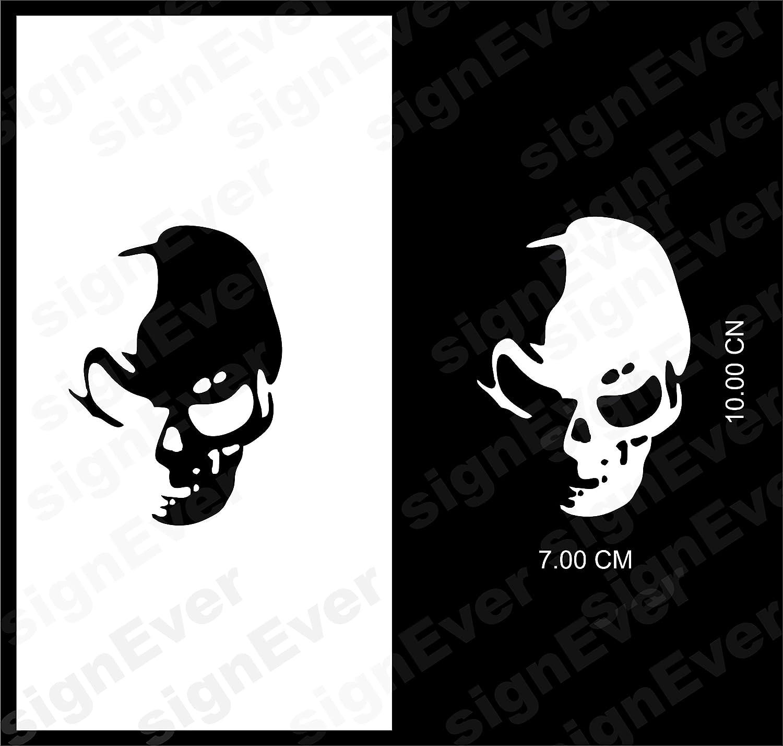 Signever Vector Tattoo Biker Sticker For Helmet Mask Pulsar Honda Bajaj Ktm Duke Yamaha Bike 7 00 X 10 00 Cm Black White Pack Of 2 Amazon In Car Motorbike With a push to develop. signever vector tattoo biker sticker