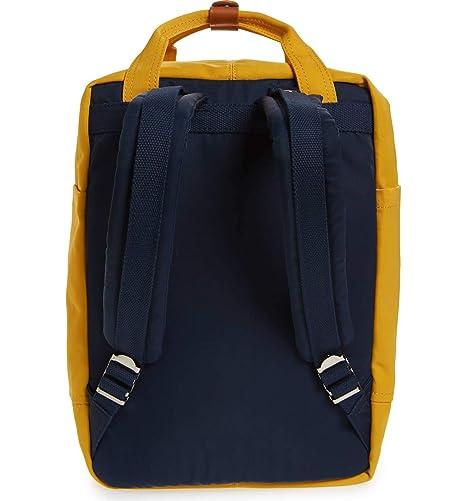 Doughnut - Bolso mochila para mujer amarillo Talla única: Amazon.es: Ropa y accesorios