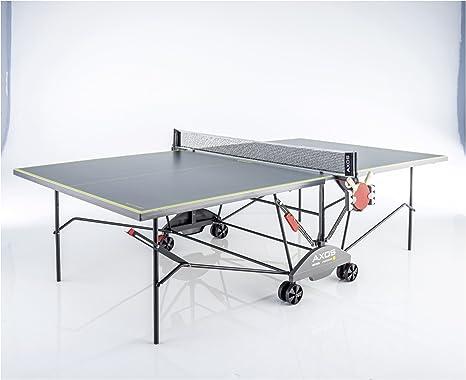 Kettler TT-Platte AXOS Indoor 3 - Mesa de Ping Pong, Color ...