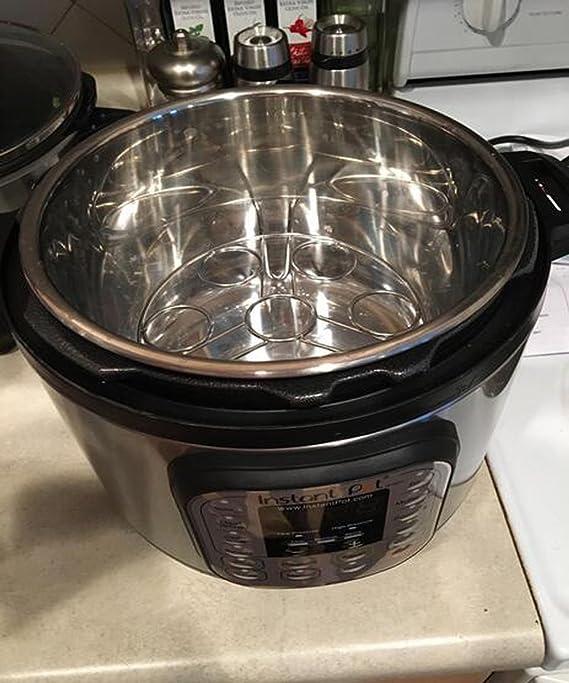 jiaoyabuy 2 piezas 18/8 acero inoxidable cocina Ware de ...