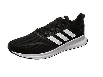adidas Men's Falcon Running Shoes, FTWR White/core Black