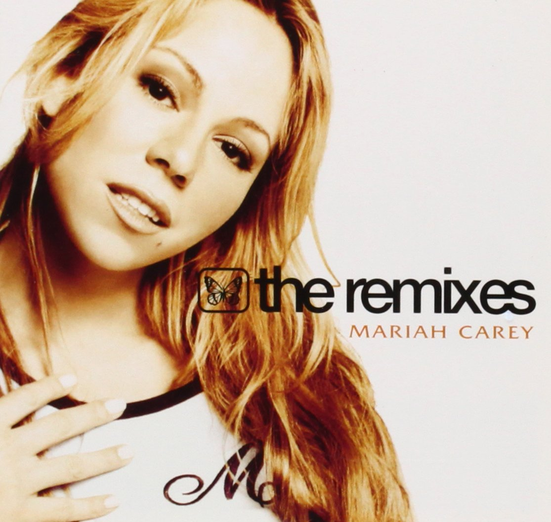 CD : Mariah Carey - The Remixes (CD)