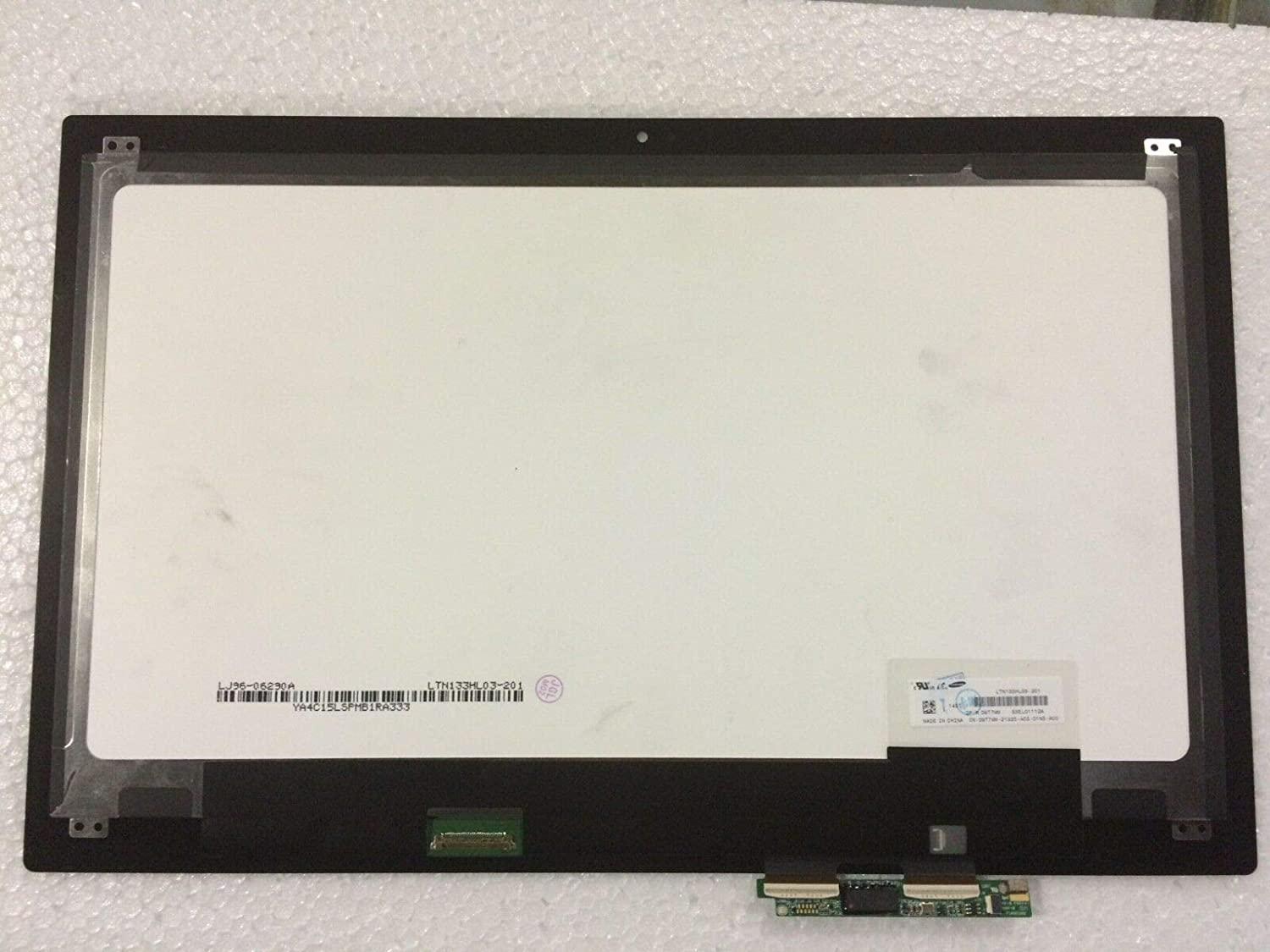 """13.3"""" LCD Screen+Touch digitizer Assembly for DELL inspiron 13 7359 LTN133HL03 FHD"""