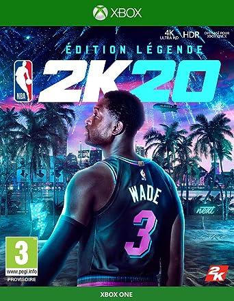 NBA 2K20 Legend Edition Xbox One Juego: Amazon.es: Videojuegos