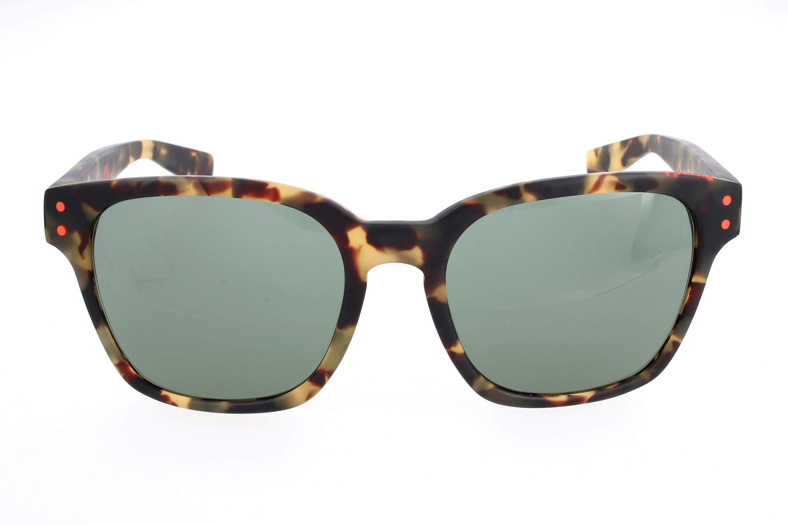 Nike EV0877-203 Volano Sunglasses (One Size), Matte Tokyo Tortoise/Hyper Jade, Teal Lens by Nike (Image #3)