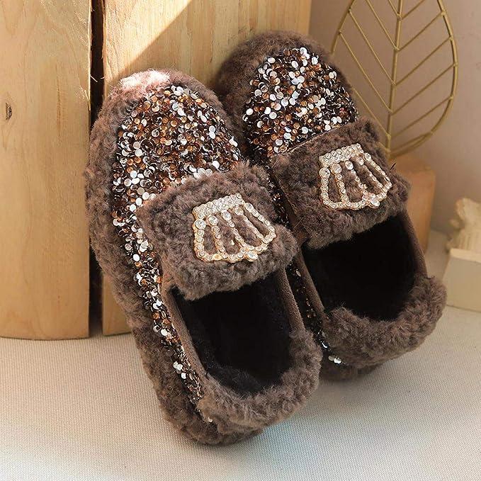 TIFENNY Womens Fashion Casual Slipper Solid Color Bow tie Flat Heel Sandals Slipper Flat Beach Shoes