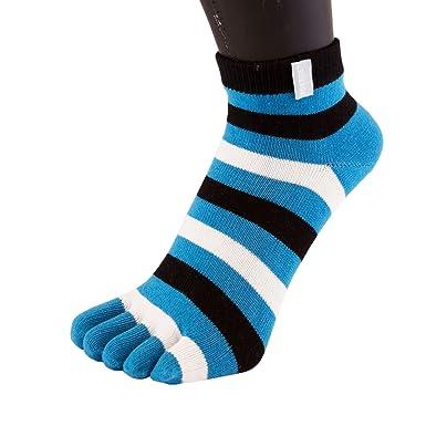 TOETOE - Essential - Calcetines Tobilleros para Dedo del pie (UK 4 – 11 EU
