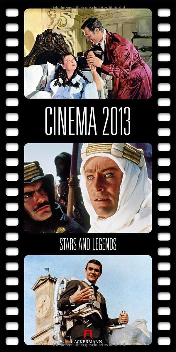 Cinema 2013 Stars und Legends