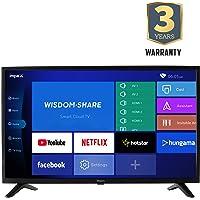 Impex 80 cm (32 Inches) HD Ready Smart LED TV IXG 32 SMART (Black) (2019 Model)