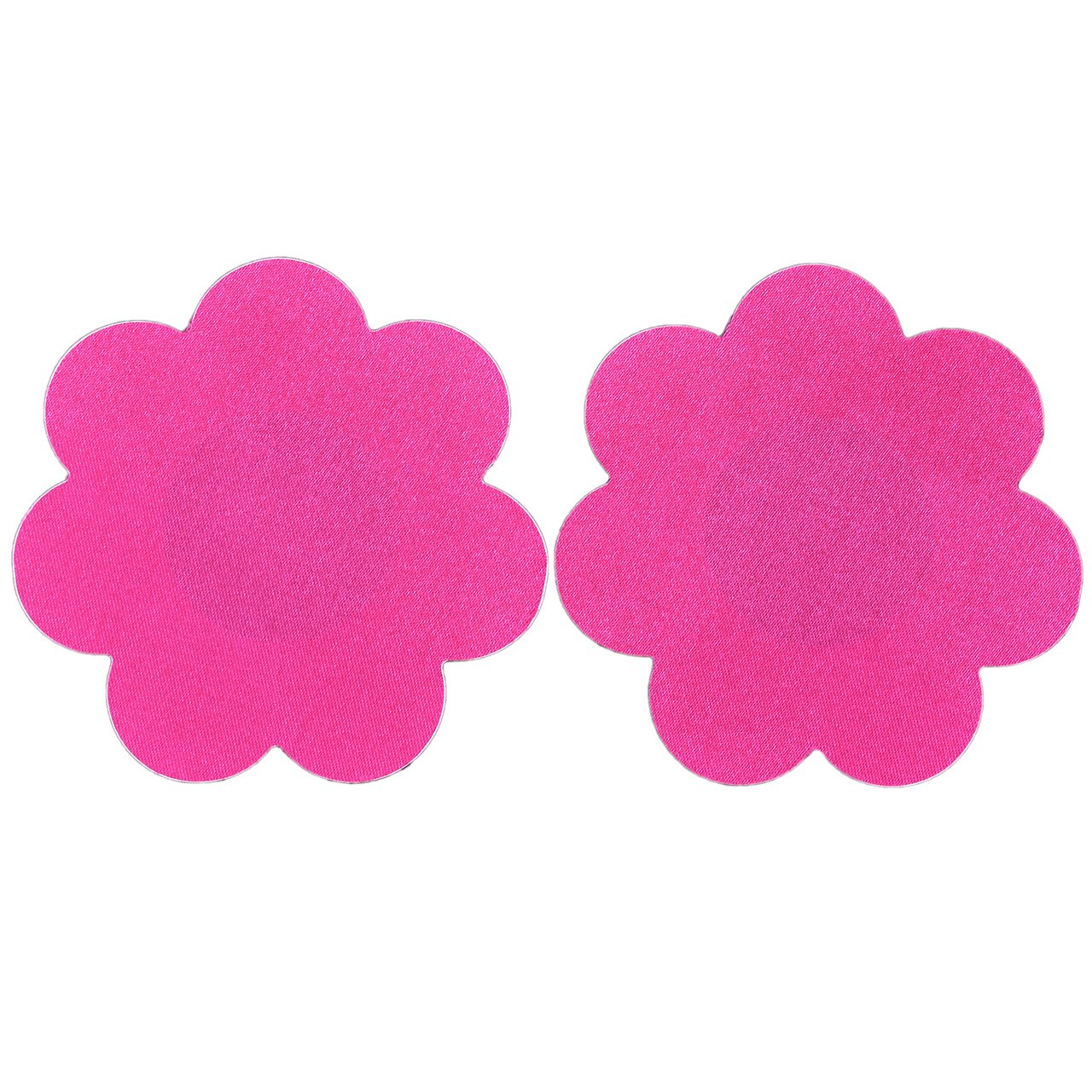 CHIC DIARY 10Pairs Flower Shape Self Adhesive Pasties Disposable Nipple Cover Sticker 13Colors QQUK00389