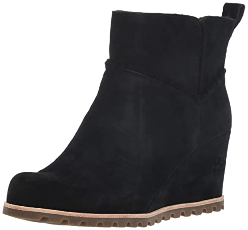 beed50b6f40ce Ugg Women s Marte Boot Boots Black in size 38  Amazon.es  Zapatos y ...