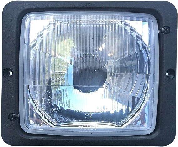Scheinwerfer 12v 24v E20 Ip54 Mit Fernlicht Und Abblendlicht Für Traktoren Schlepper Und Landmaschinen Auto