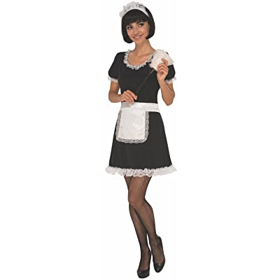 Rubie's Women's Saucy Maid: Clothing