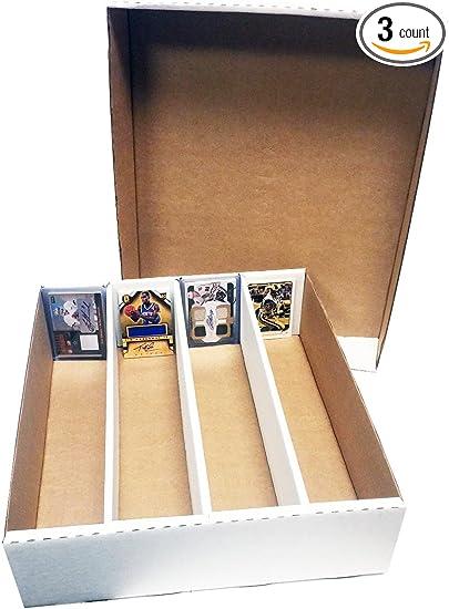 3 Designs! Half Lid Box