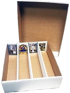 4f80b4fb82d Amazon.com   (1) SUPER Monster 5-Row Storage Box Holds 5