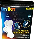 IcyHot Smart Relief Tens Therapy Knee & Shoulder - Refill Pads (Pack of 2)