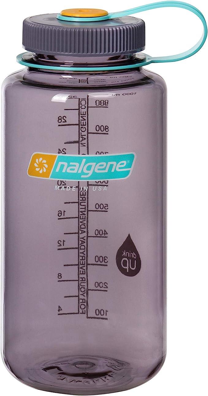Nalgene Tritan Wide Mouth BPA-Free Water Bottle   Amazon