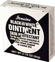 Black & White Ointment 2.25 oz.
